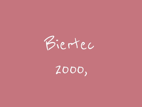 Biertec 2000,