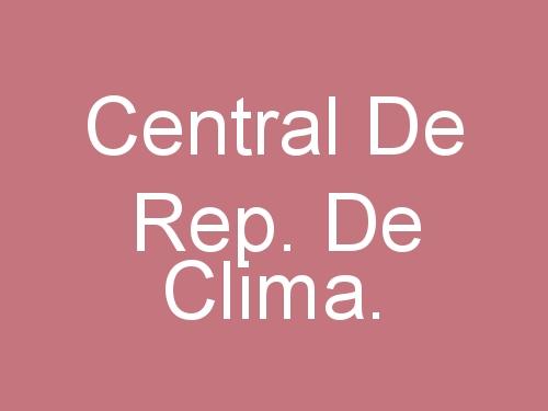 Central De Rep. De Clima.