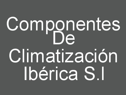 Componentes De Climatización Ibérica S.l