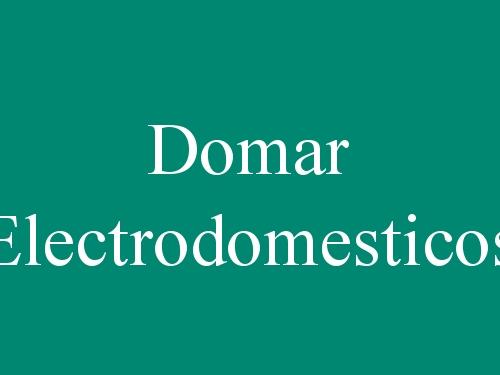 Domar Electrodomesticos