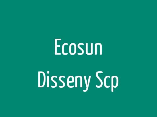 Ecosun Disseny Scp