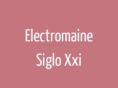 Electromaine Siglo Xxi
