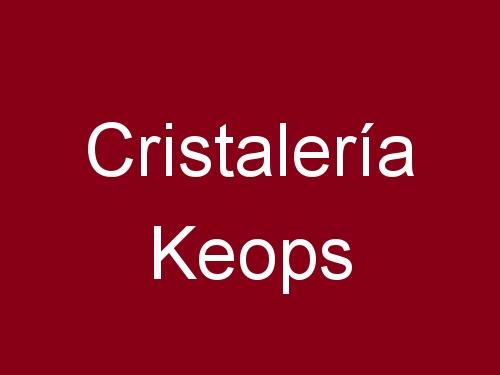 Cristalería Keops