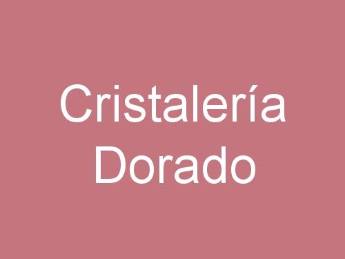Cristalería Dorado