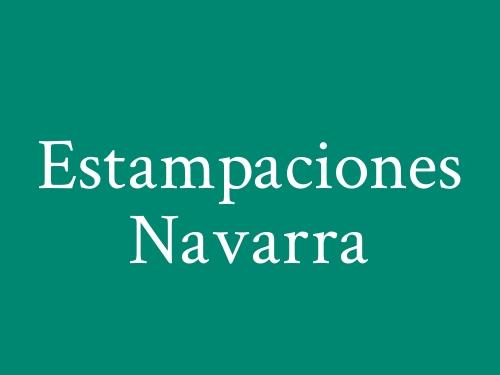 Estampaciones Navarra