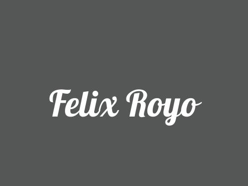 Felix Royo