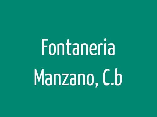 Fontaneria Manzano, C.b