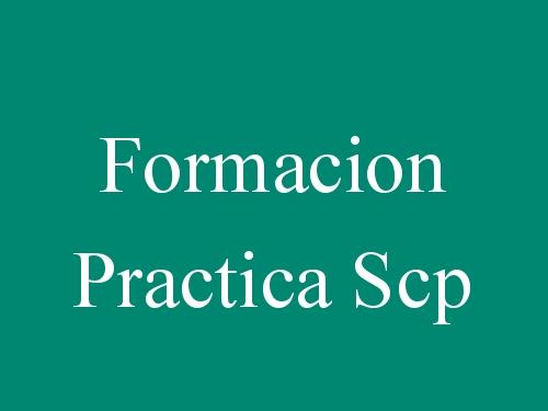 Formacion Practica Scp