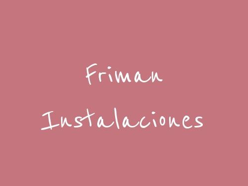 Friman Instalaciones
