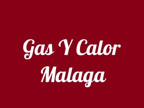 Gas Y Calor Malaga