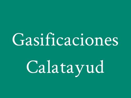 Gasificaciones Calatayud