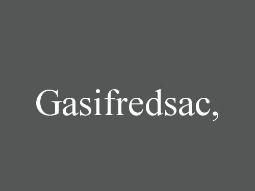 Gasifredsac,