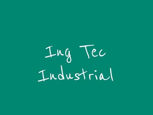 Ing Tec Industrial