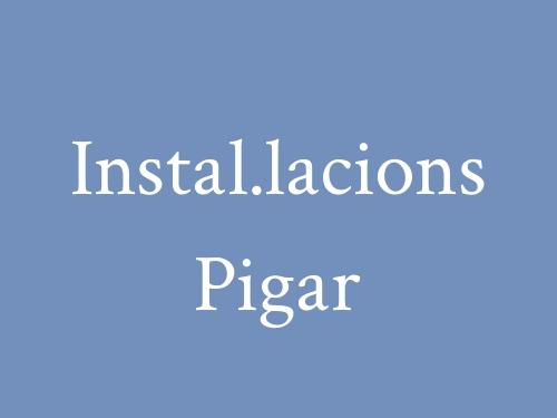 Instal.lacions Pigar