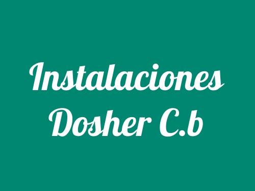 Instalaciones Dosher C.b