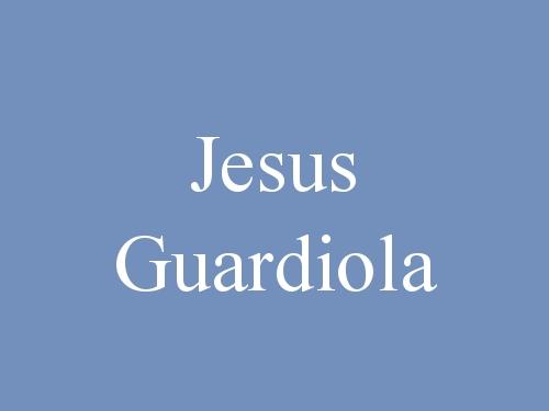 Jesus Guardiola