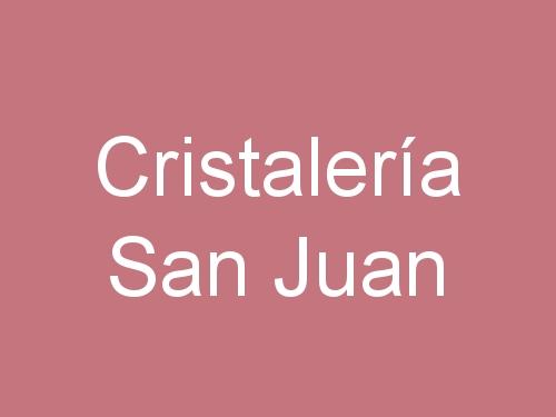 Cristalería San Juan