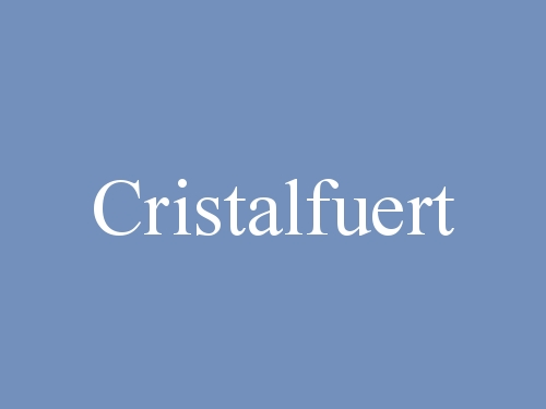 Cristalfuert