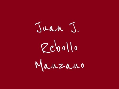 Juan J. Rebollo Manzano