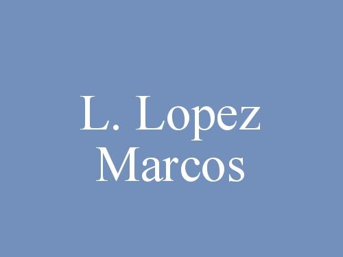 L. Lopez Marcos