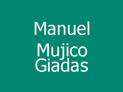 Manuel Mujico Giadas