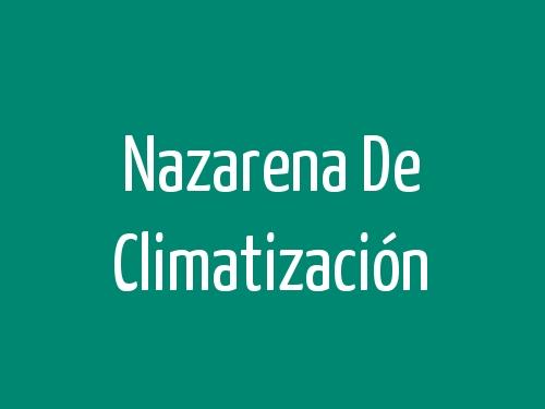 Nazarena De Climatización