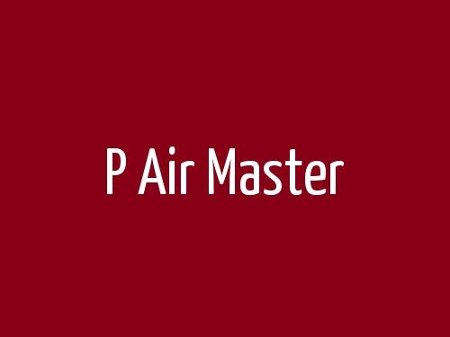 P Air Master
