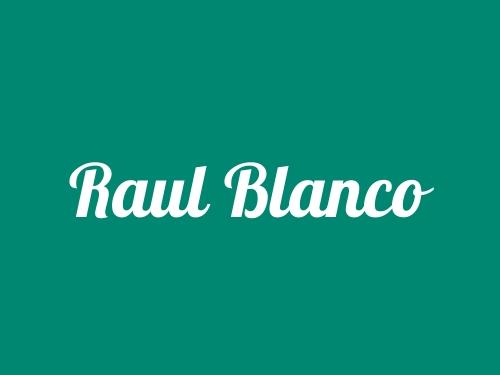 Raul Blanco