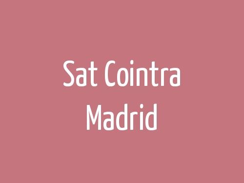 Sat Cointra Madrid