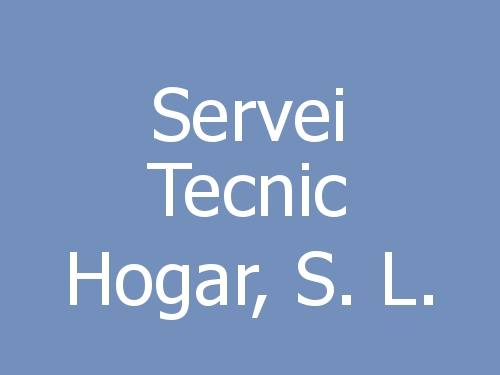 Servei Tecnic Hogar, S. L.