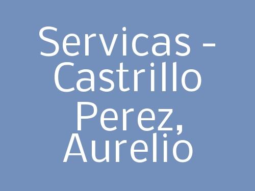 Servicas - Castrillo Perez, Aurelio