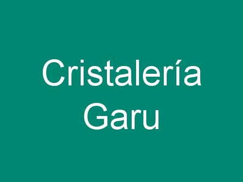 Cristalería Garu