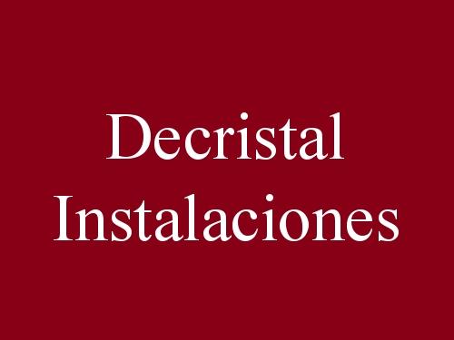 Decristal Instalaciones
