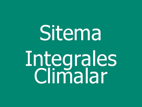 Sitema Integrales Climalar