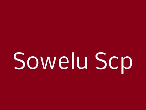 Sowelu Scp