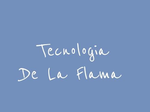 Tecnologia De La Flama
