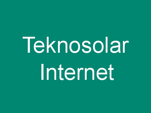 Teknosolar Internet