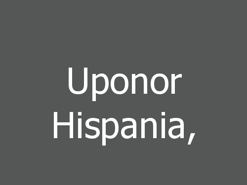Uponor Hispania,