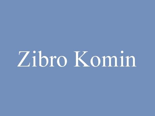 Zibro Komin