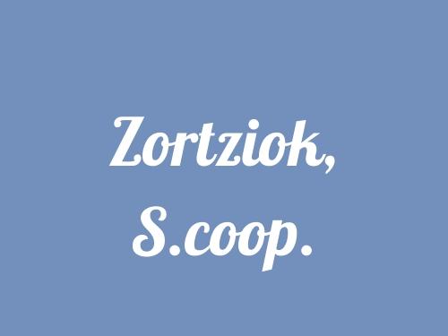 Zortziok, S.coop.