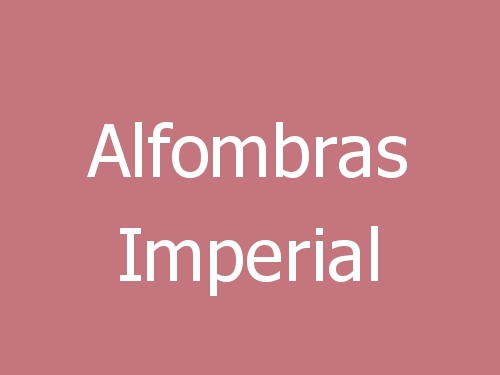 Alfombras Imperial
