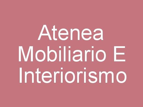 Atenea Mobiliario E Interiorismo