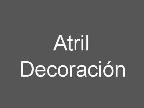 Atril Decoración