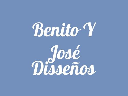 Benito Y José Disseños