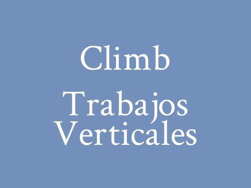 Climb Trabajos Verticales