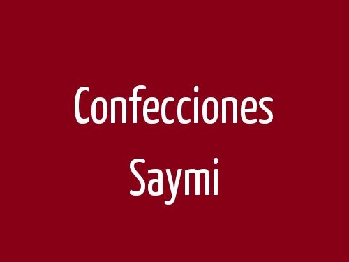 Confecciones Saymi