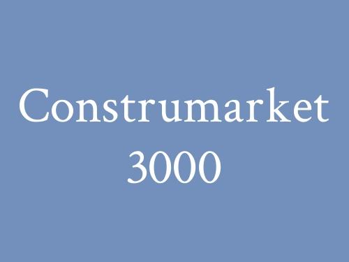 Construmarket 3000