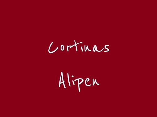 Cortinas Alipen