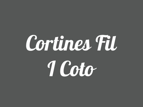 Cortines Fil I Coto