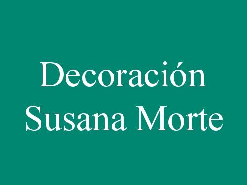 Decoración Susana Morte